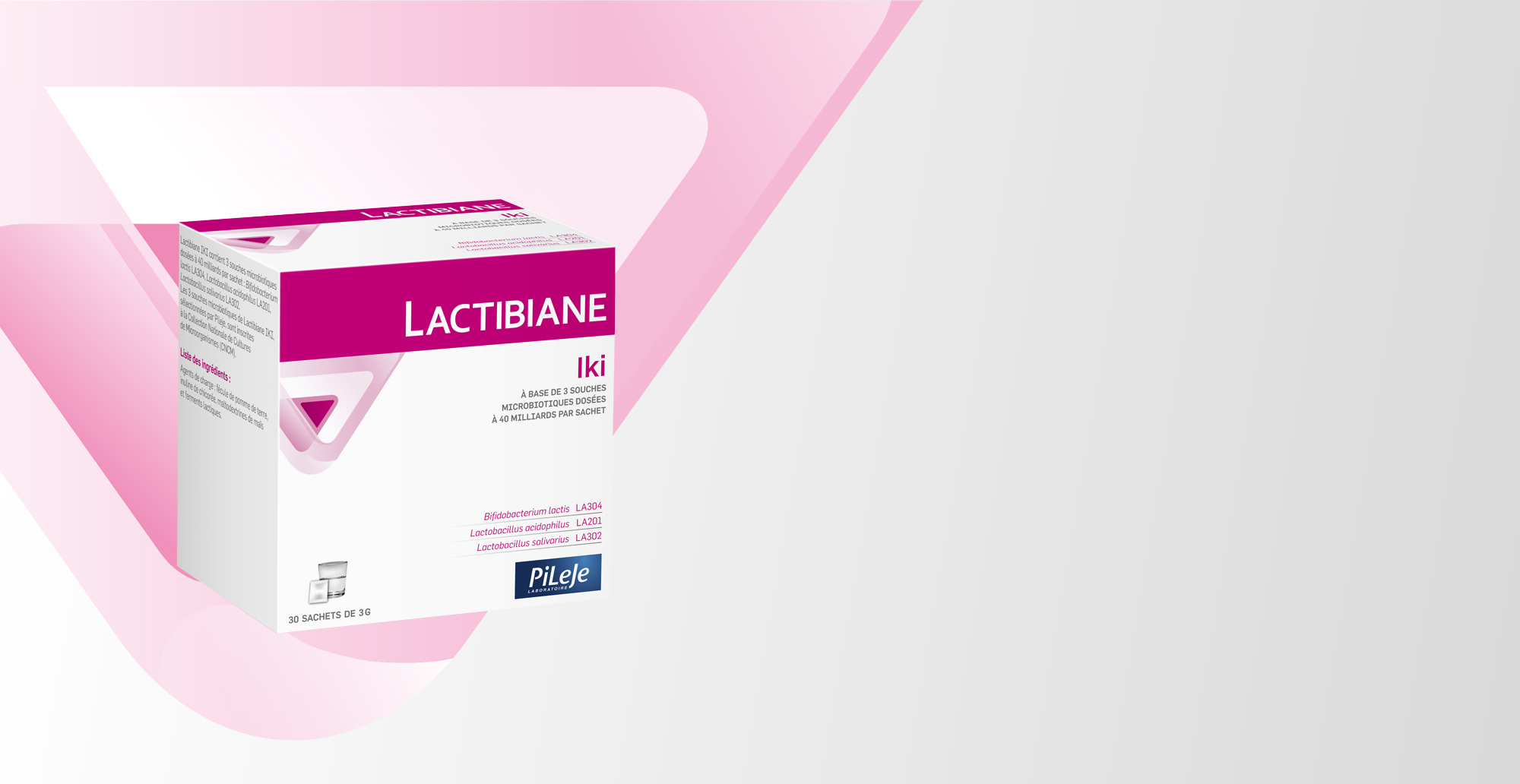 Solutions Lactibiane | Lactibiane Iki