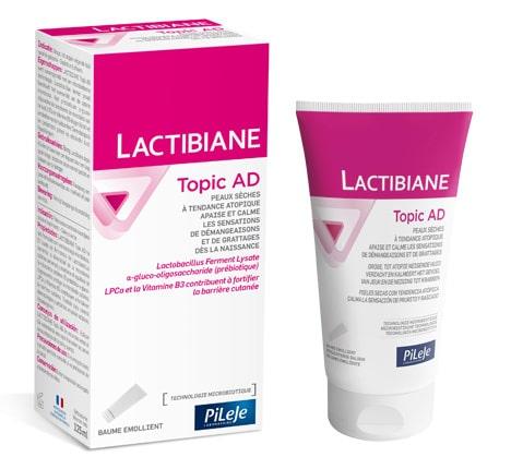 Lactibiane Topic AD - microbiote de la peau