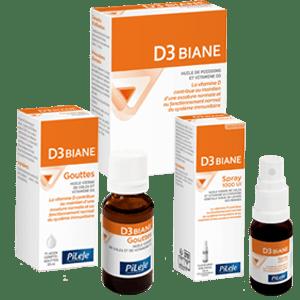 D3 Biane Gouttes - D3 Biane Spray