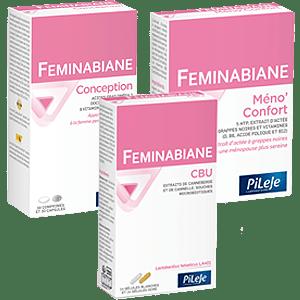 Feminabiane Conception - CBU - Meno'Confort - Gamme Feminabiane