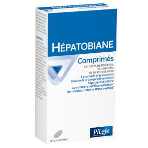 Hépatobiane comprimés