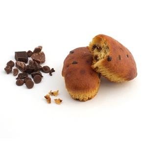 Mini cakes pépites de chocolat