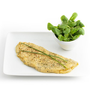 Omelette Fromage Fines Herbes