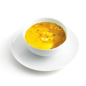 Soupe Thaï (vermicelles, crevettes)