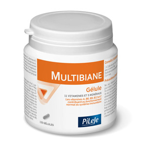 Multibiane - 120 gélules