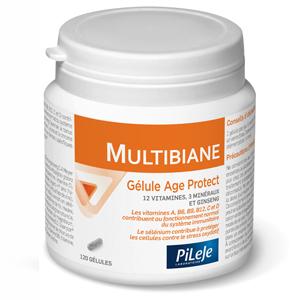 Multibiane Age Protect 120 gélules