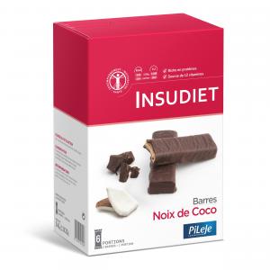 Barre chocolatée Noix de Coco