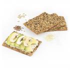 Crackers aux 3 graines (lin, sésame et tournesol)