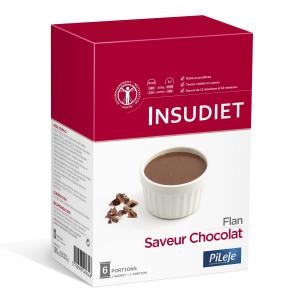 Flan Saveur Chocolat
