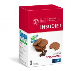 Galettes chocolatées