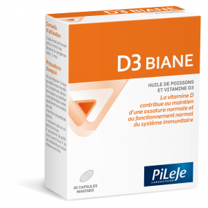 D3 Biane Capsules