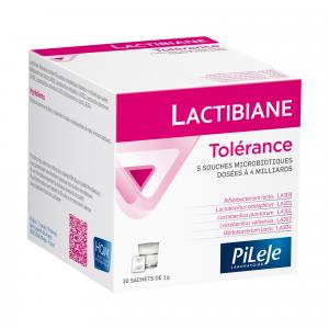 Lactibiane Tolérance - 30 sachets de 1g