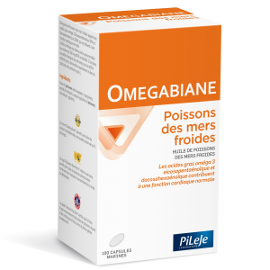 Omegabiane Poissons des mers froides 2020