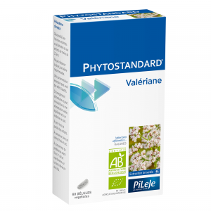 Phytostandard - Valériane - 60 gélules