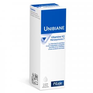 Unibiane Vitamine K2 Ménaquinone-7 - 2020